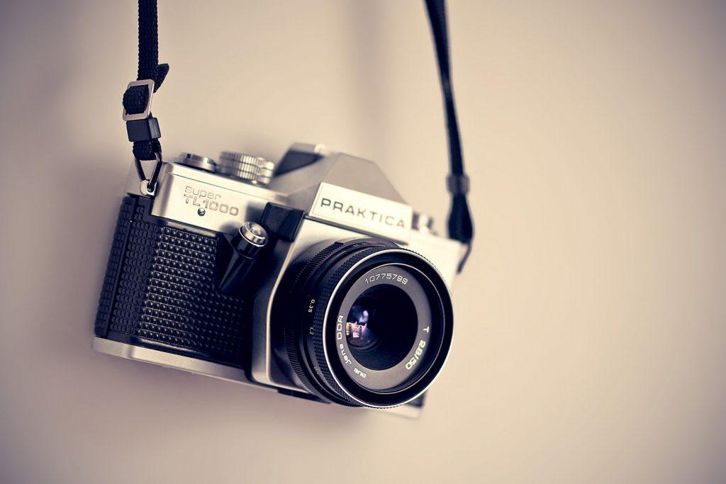 System til kamera- og fotobutikker