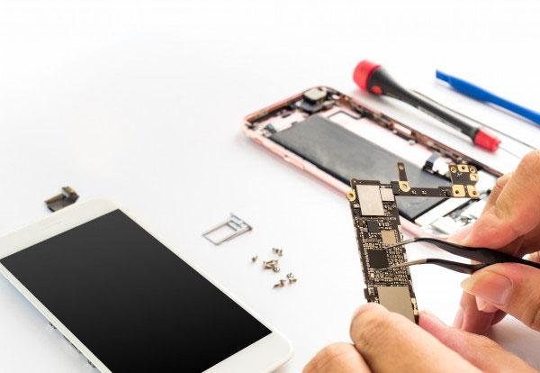 System til it og smartphone reparatører