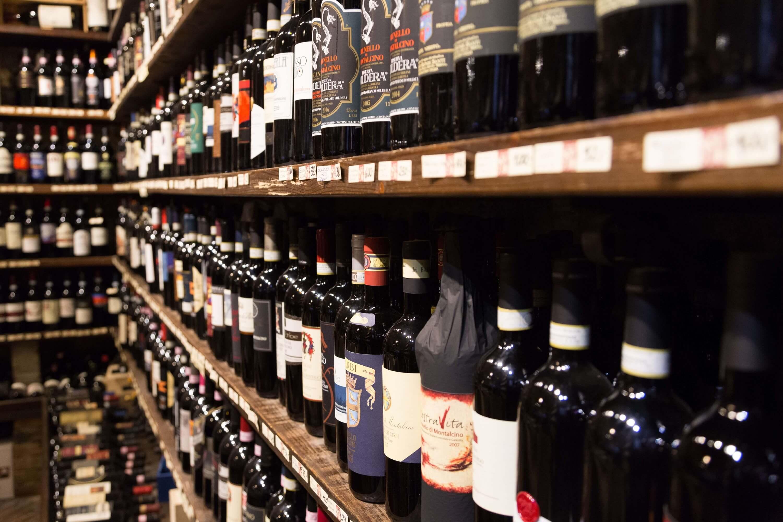 Kassesystem til vinhandlere