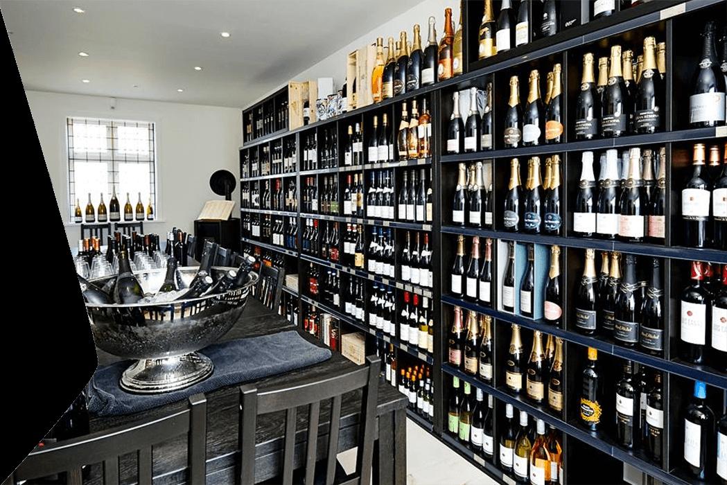 kassesystem til vinbutik
